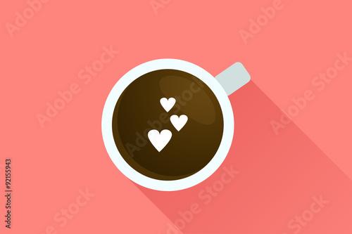 Foto op Plexiglas coffee-16
