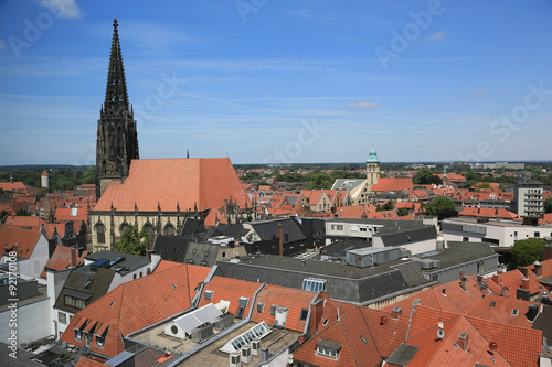 Keuken foto achterwand Buenos Aires Altstadt Münster Westfalen
