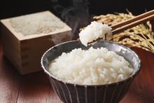 白米のご飯 Japanese Ric...