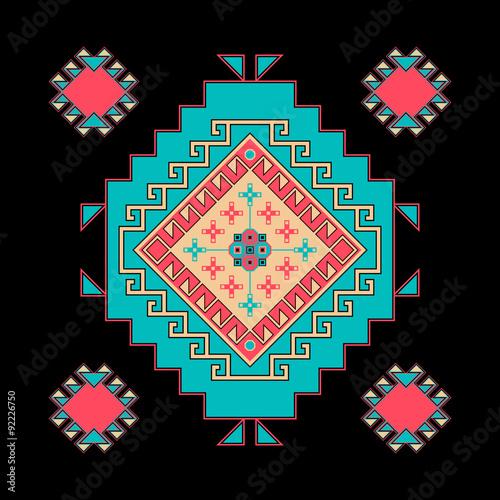 etniczna-abstrakcja