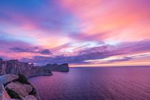 Cap De Formentor, Mallorca, Ab...