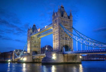 Fototapeta Londyn Tower Bridge in London