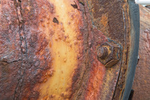 Rusted Conduit