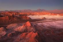Moon Valley, Atacama Desert, C...