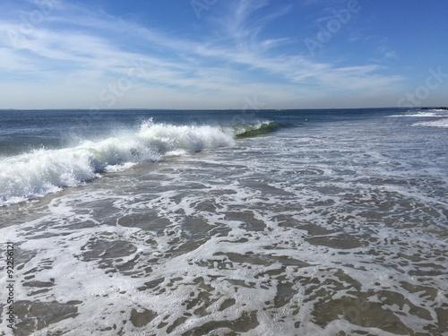 Fotografie, Obraz  Atlantic Ocean, NYC
