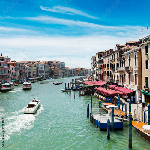 Canvas Prints Canal Grande in Venice, Italy