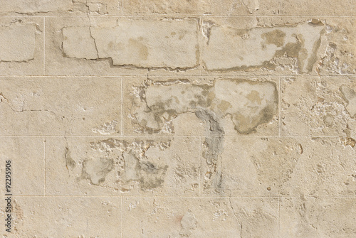 Canvas Prints Old dirty textured wall Kaputte Steinmauer alt antik