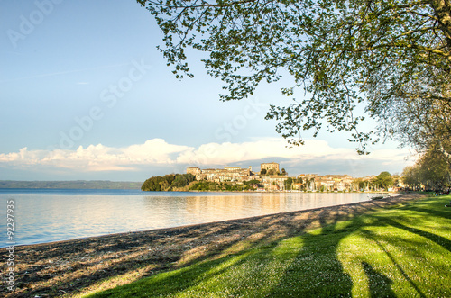 Fotografie, Obraz  Capodimonte - Bolsena Lake - Viterbo - Lazio - Italy