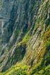 Norwegian Mountain Rock Background