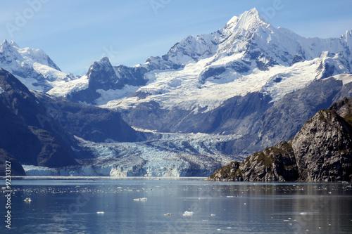 Poster Glaciers Margerie Glacier