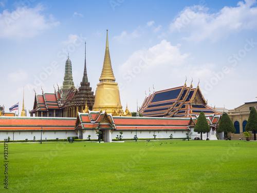 Photo  Temple of Emerald Buddha