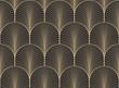 Vintage antique palette seamless art deco wallpaper pattern vector