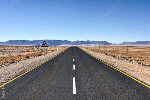 Obrazy na płótnie Canvas Desert Landscape - Namibia