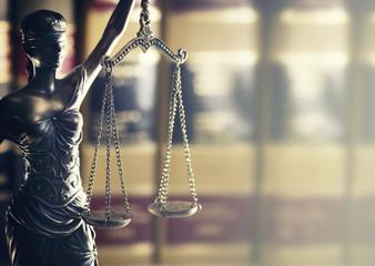 Fototapeta samoprzylepna Legal law concept image