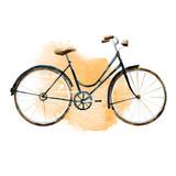 Rower akwarelowy - 92330101