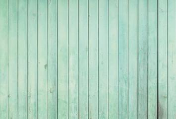 Holz Latten Türkis Hintergrund Shabby mit Textfreiraum