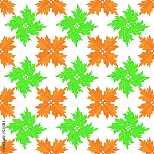 seamless-leaf-pattern