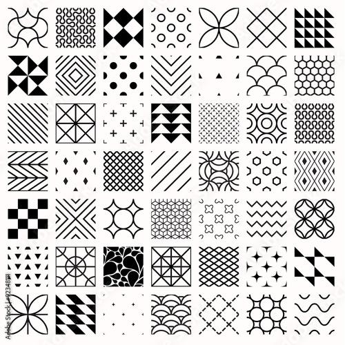 zestaw-bez-szwu-wzorow-geometrycznych-trojkaty