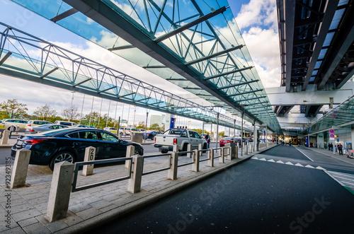 Foto op Aluminium Luchthaven FFM Airport