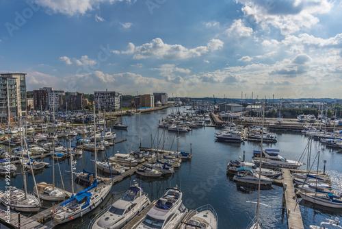 Fotografia Ipswich Harbour
