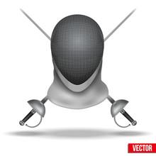 Fencing Vector Background