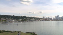 Seattle Skyline-view From Gasw...