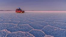 Salt Flats Tour, Sunrise, Bolivia