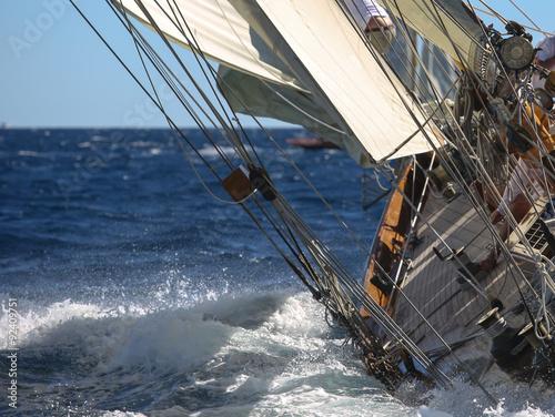 Canvas Prints Ship voiliers