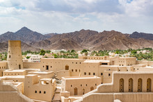 Bahla Fort Is One Of Four Historic Fortresses Situated At The Foot Of The Djebel Akhdar Highlands In Oman. It Has Led To Its Designation As A UNESCO World Heritage Site And Is Known As Qal'at Bahla'.