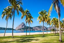 Botafogo Beach In Rio De Janei...