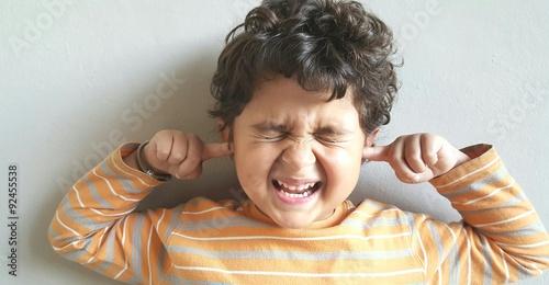 Valokuvatapetti Bambino capriccioso