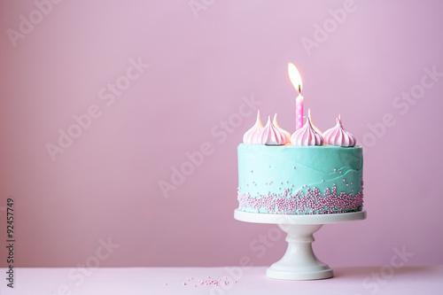 Carta da parati Birthday cake