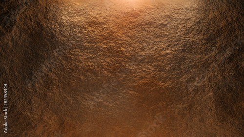 Rock wall background gold