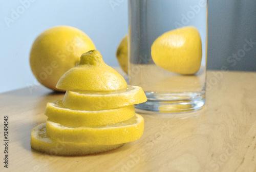 Cytryny płaskie.