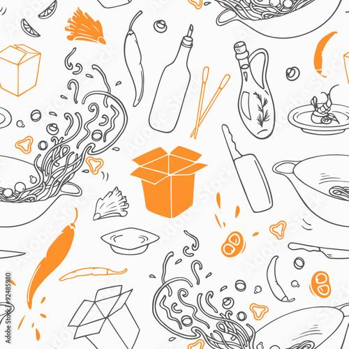 recznie-rysowane-wzory-restauracyjne