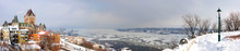 Quebec City Skyline Panorama W...
