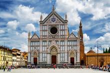 The Basilica Di Santa Croce On...