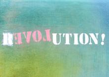 Revolution - Love Graffiti Log...