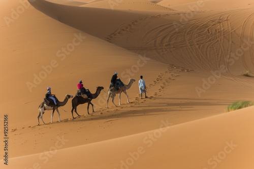 Canvas Prints Morocco exploring the sahara desert in morocco