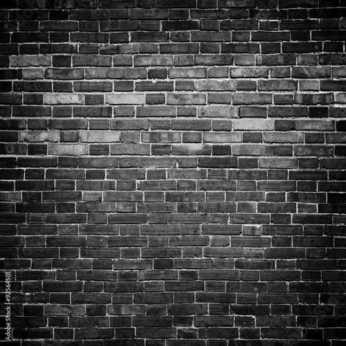 Foto op Plexiglas Background of old vintage brick wall, stone wall