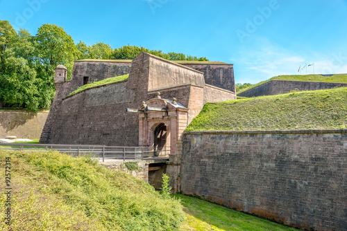 Gate to Belfort Citadel Fototapete