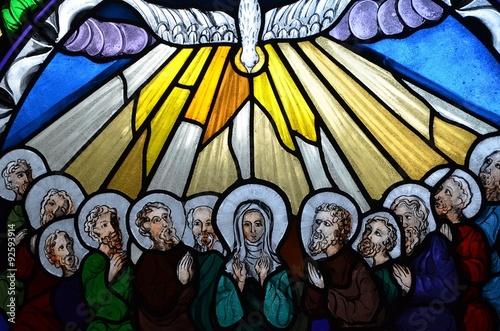 Fotografía  Zesłanie Ducha Świętego