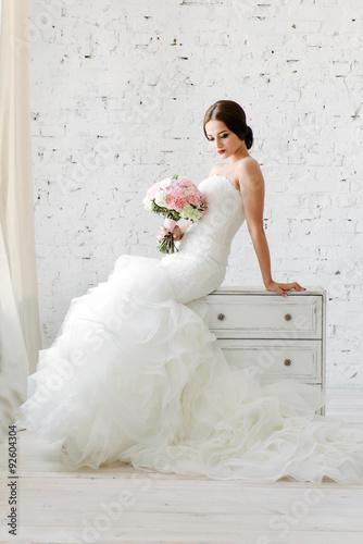 Fotografie, Obraz  невеста
