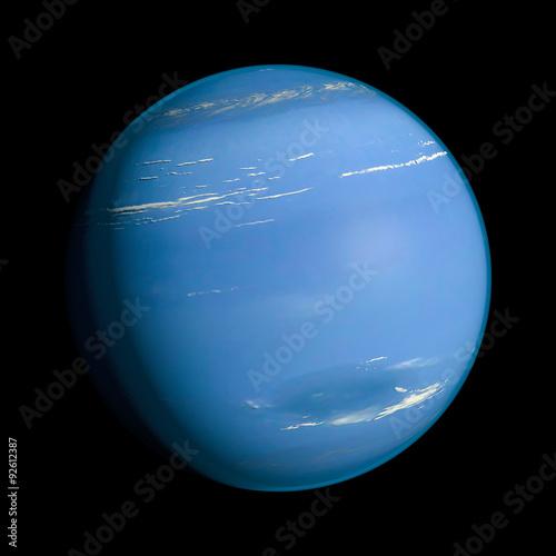Fotografia, Obraz Neptune