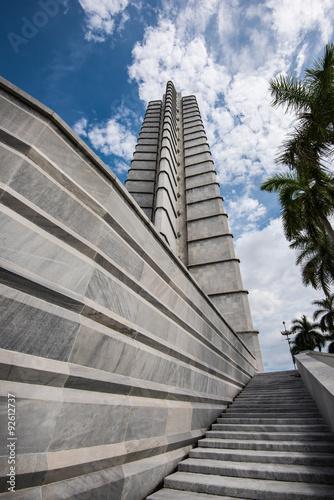 Fotografie, Obraz  Revolution Square in Havana, Cuba