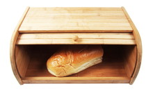Breadbasket With Loaf Of Bread