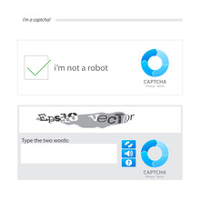 Two Captchas