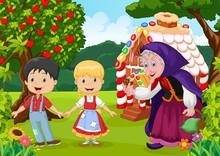 Classic Children Story Hansel ...