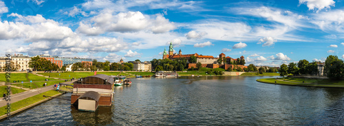 Royal Wawel Castle in Crakow - River Wisla #92641136