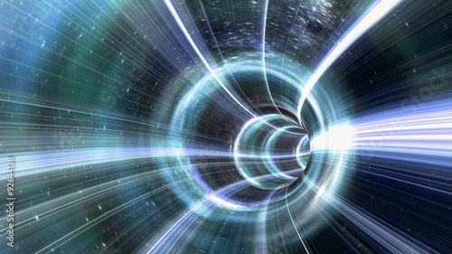 Photo  Wormhole tunnel